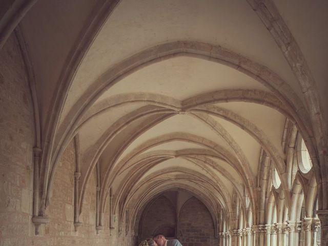 Le mariage de Rémy et Stéphanie à Orval, Cher 86