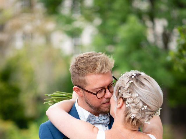 Le mariage de Jonathan et Margaux à Art-sur-Meurthe, Meurthe-et-Moselle 8