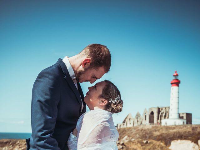 Le mariage de Jordan  et Claire à Guipavas, Finistère 1