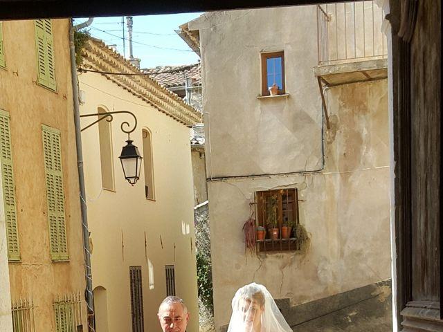 Le mariage de Xavier et Sandrine  à Cagnes-sur-Mer, Alpes-Maritimes 9