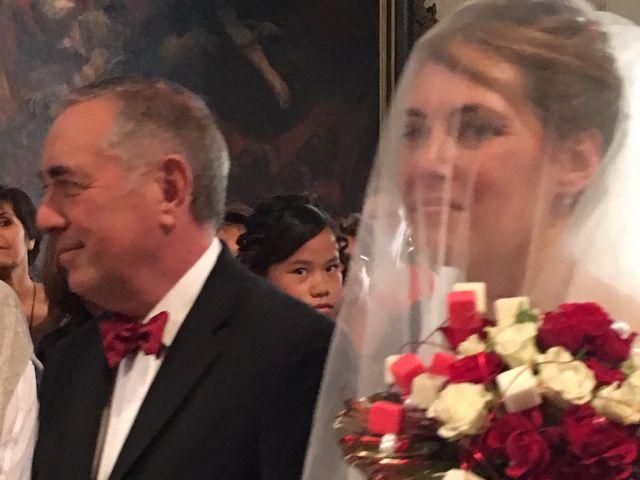 Le mariage de Xavier et Sandrine  à Cagnes-sur-Mer, Alpes-Maritimes 13