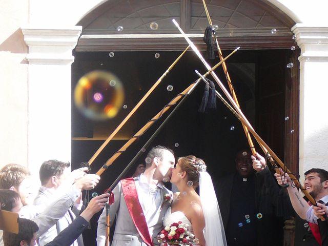 Le mariage de Xavier et Sandrine  à Cagnes-sur-Mer, Alpes-Maritimes 18