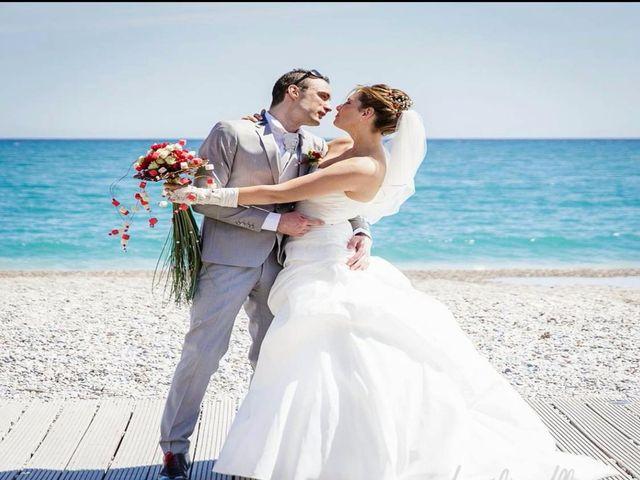 Le mariage de Xavier et Sandrine  à Cagnes-sur-Mer, Alpes-Maritimes 7
