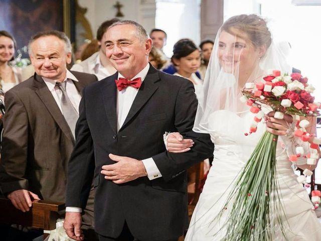 Le mariage de Xavier et Sandrine  à Cagnes-sur-Mer, Alpes-Maritimes 14