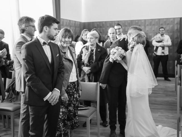 Le mariage de Thomas et Maëlys à Sainte-Geneviève-des-Bois, Essonne 44