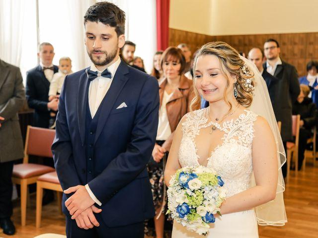 Le mariage de Thomas et Maëlys à Sainte-Geneviève-des-Bois, Essonne 49