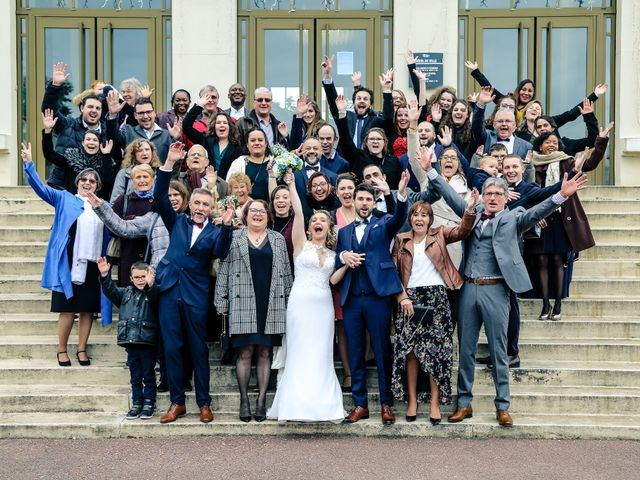Le mariage de Thomas et Maëlys à Sainte-Geneviève-des-Bois, Essonne 70