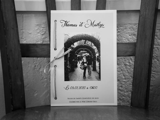 Le mariage de Thomas et Maëlys à Sainte-Geneviève-des-Bois, Essonne 73