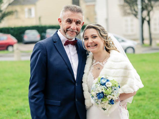 Le mariage de Thomas et Maëlys à Sainte-Geneviève-des-Bois, Essonne 74