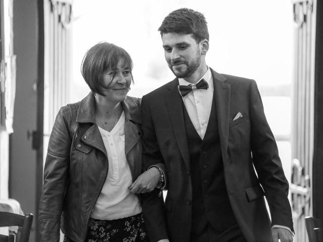 Le mariage de Thomas et Maëlys à Sainte-Geneviève-des-Bois, Essonne 77