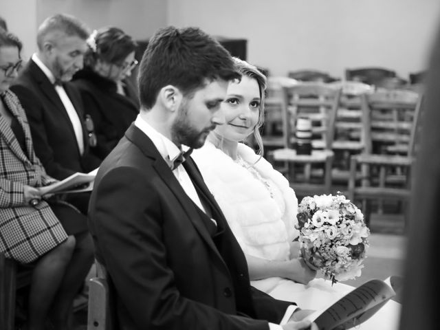 Le mariage de Thomas et Maëlys à Sainte-Geneviève-des-Bois, Essonne 86