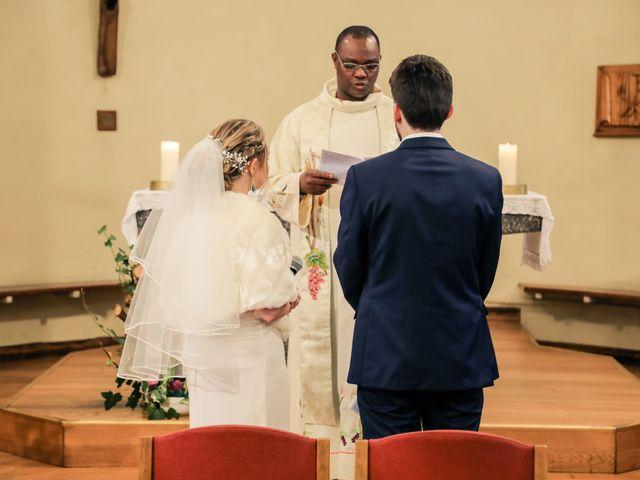 Le mariage de Thomas et Maëlys à Sainte-Geneviève-des-Bois, Essonne 92