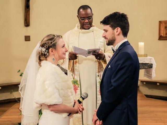 Le mariage de Thomas et Maëlys à Sainte-Geneviève-des-Bois, Essonne 94