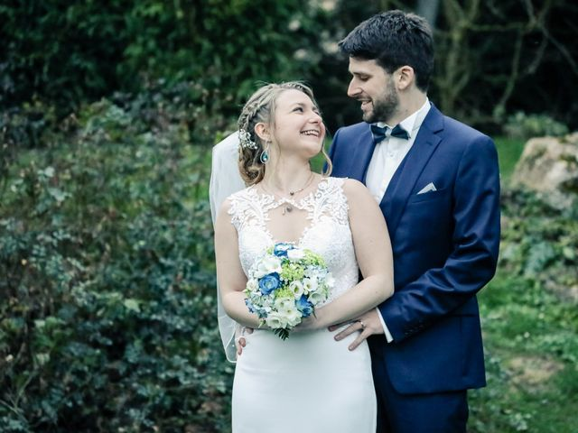 Le mariage de Thomas et Maëlys à Sainte-Geneviève-des-Bois, Essonne 124