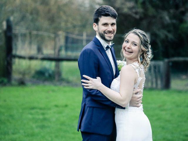 Le mariage de Maëlys et Thomas