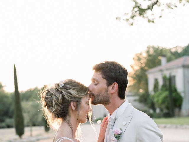 Le mariage de Jordan et Manon à Pourrières, Var 7