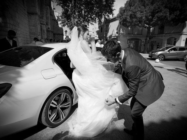Le mariage de Paul et Océane à Frontignan, Hérault 56