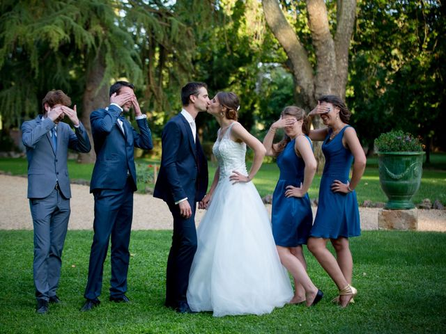 Le mariage de Paul et Océane à Frontignan, Hérault 84