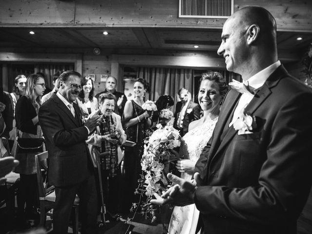 Le mariage de Thierry et Natasha