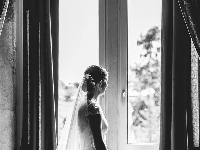 Le mariage de Delphine et Thomas à Grignols, Gironde 3