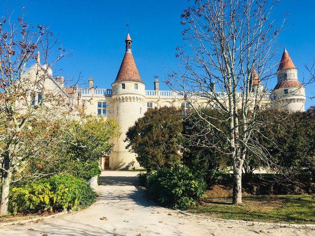 Le mariage de Delphine et Thomas à Grignols, Gironde 4