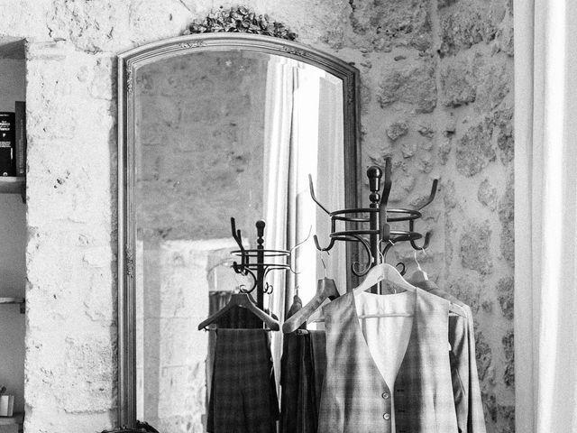 Le mariage de Delphine et Thomas à Grignols, Gironde 11