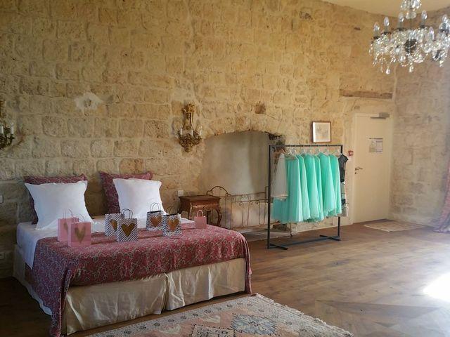 Le mariage de Delphine et Thomas à Grignols, Gironde 13