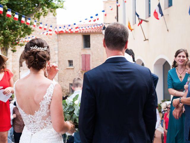 Le mariage de Nicolas et Léa à Montescot, Pyrénées-Orientales 16