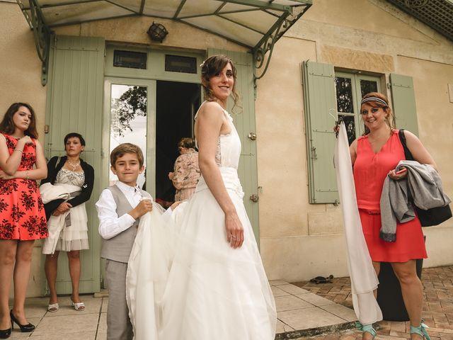 Le mariage de Florien et Camille à Bordeaux, Gironde 8