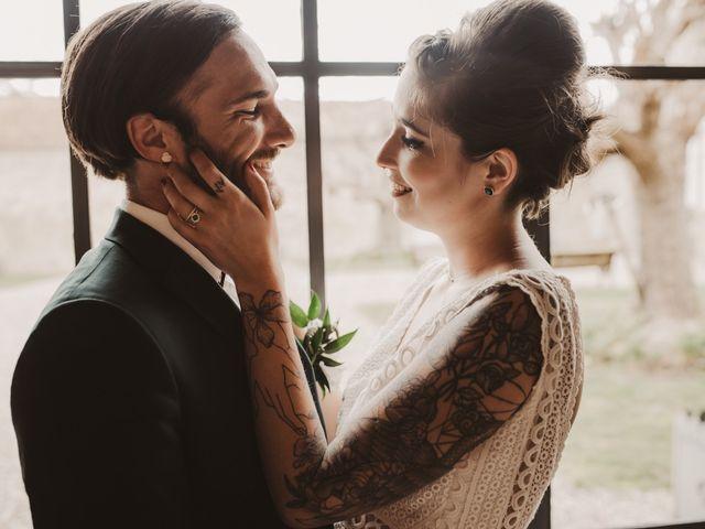 Le mariage de Marlène et Jean-Charles