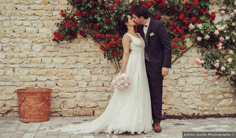 Le mariage de Mathieu et Bélinda à Tendu, Indre