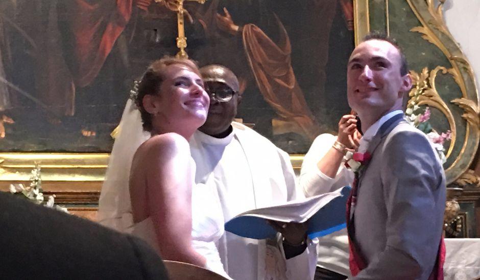 Le mariage de Xavier et Sandrine  à Cagnes-sur-Mer, Alpes-Maritimes