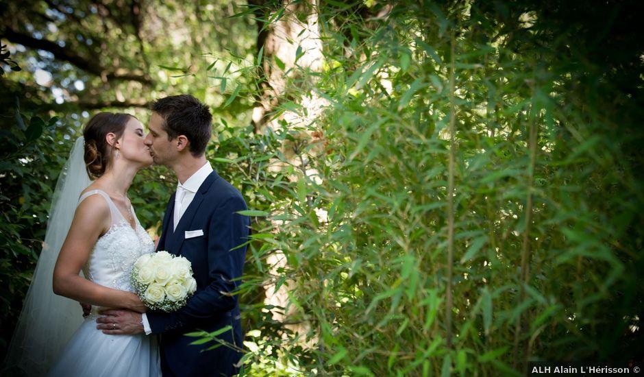 Le mariage de Paul et Océane à Frontignan, Hérault