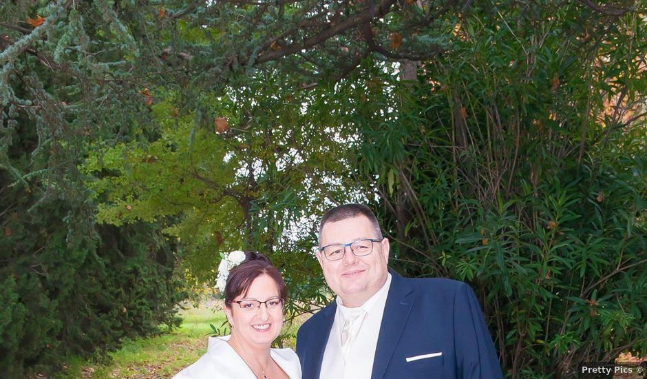 Le mariage de Yves et Nathalie à Corbère-les-Cabanes, Pyrénées-Orientales