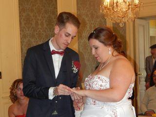 Le mariage de Perrine et Yannick 1