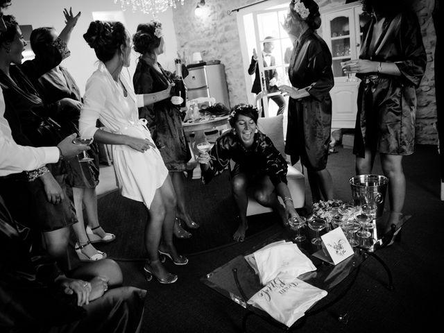 Le mariage de Erwan et Kim à Lussan, Gard 31