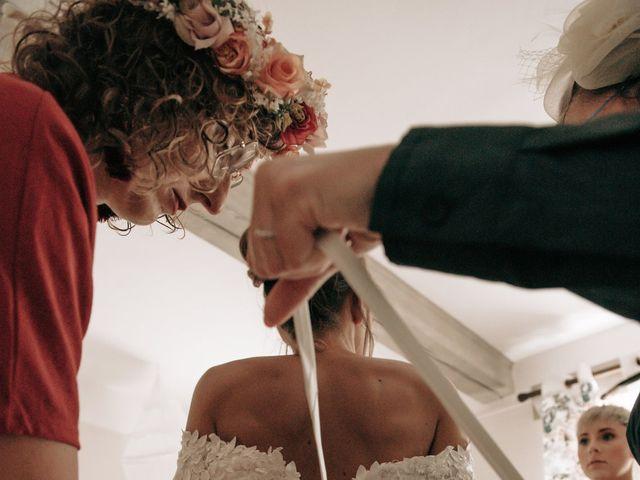 Le mariage de Erwan et Kim à Lussan, Gard 36