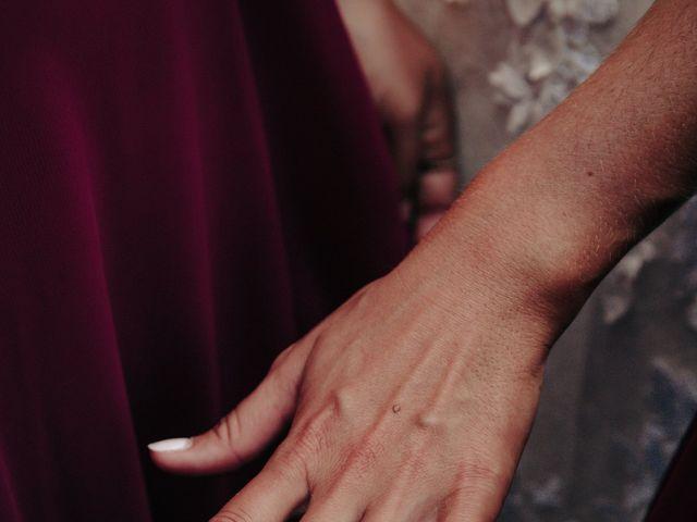 Le mariage de Erwan et Kim à Lussan, Gard 50