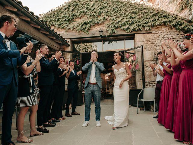 Le mariage de Erwan et Kim à Lussan, Gard 73