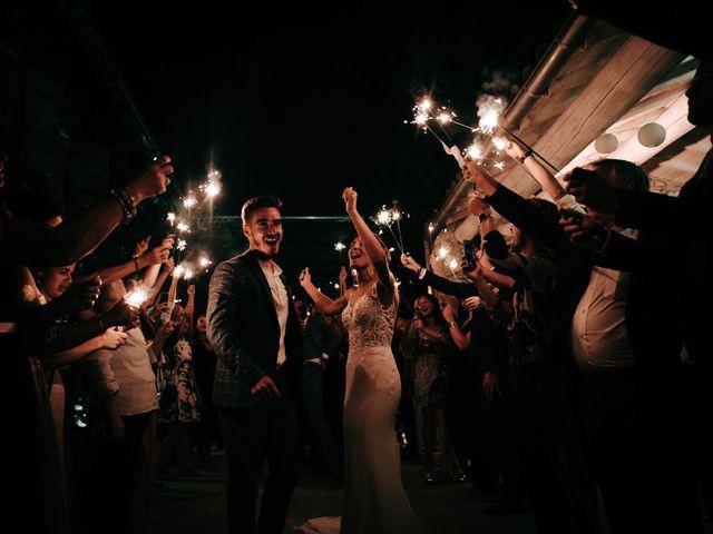 Le mariage de Erwan et Kim à Lussan, Gard 114