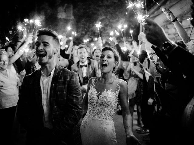 Le mariage de Erwan et Kim à Lussan, Gard 115