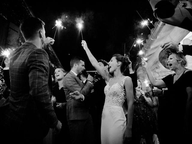 Le mariage de Erwan et Kim à Lussan, Gard 116