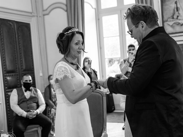 Le mariage de Mickael et Sophie à Saintes, Charente Maritime 10