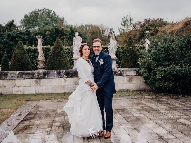 Le mariage de Mickael et Sophie à Saintes, Charente Maritime 21