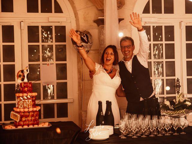 Le mariage de Mickael et Sophie à Saintes, Charente Maritime 36