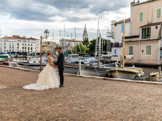 Le mariage de Gilles et Laura à Martigues, Bouches-du-Rhône 23