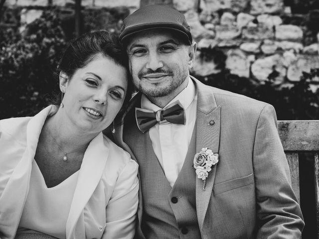 Le mariage de Mathieu et Virginie à Rainvillers, Oise 60