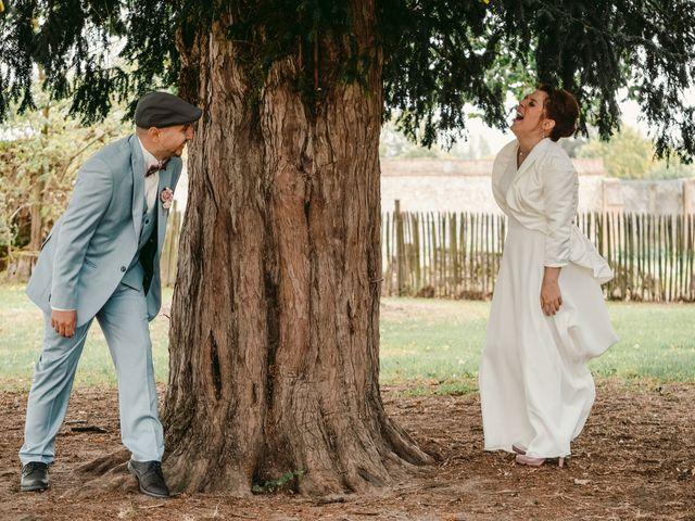 Le mariage de Mathieu et Virginie à Rainvillers, Oise 74