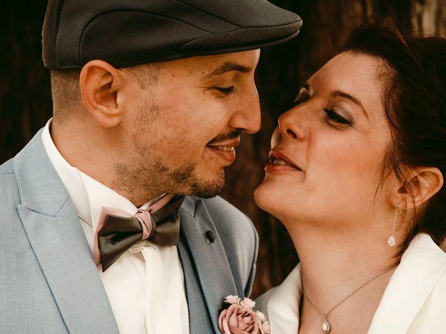 Le mariage de Mathieu et Virginie à Rainvillers, Oise 77