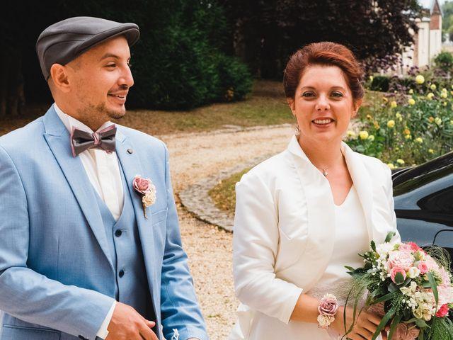 Le mariage de Mathieu et Virginie à Rainvillers, Oise 123